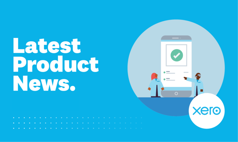 Latest Xero news and updates from August to November 2020